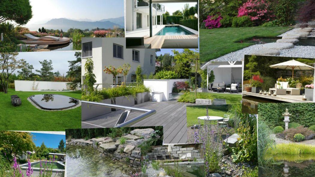 Gartenideen zum selber erstellen