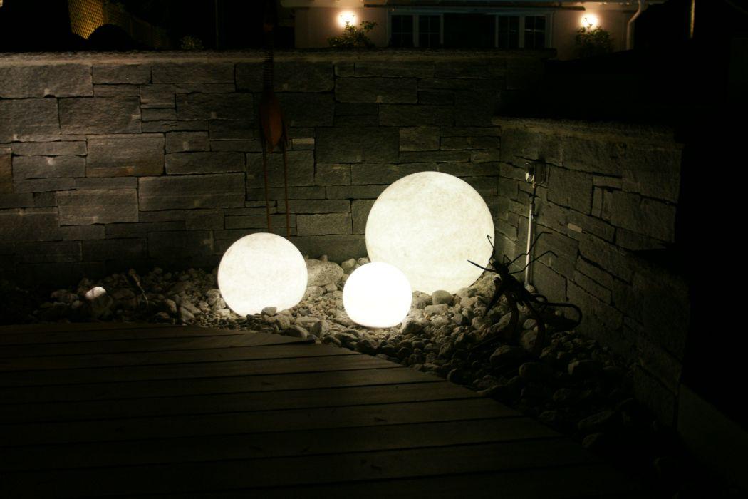 gartenbeleuchtung kugel. Black Bedroom Furniture Sets. Home Design Ideas